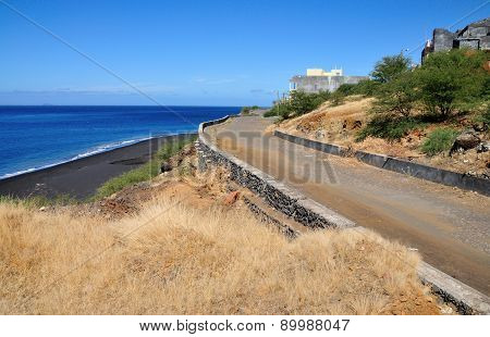 Drive By The Ocean