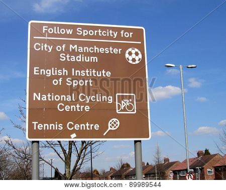 Sport in Manchester