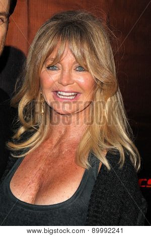 LOS ANGELES - MAY 3:  Goldie Hawn at the
