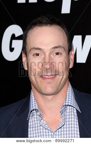 LOS ANGELES - MAY 3:  Chris Klein at the