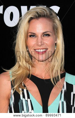 LOS ANGELES - MAY 3:  Brooke Burns at the