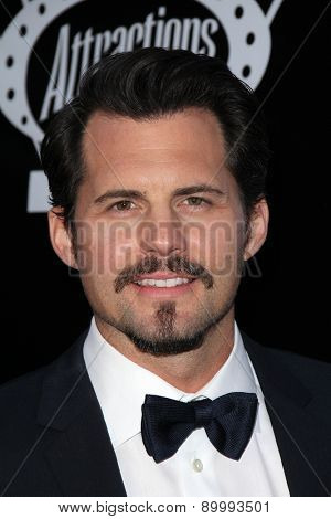 LOS ANGELES - MAY 3:  Kristoffer Polaha at the