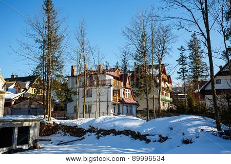 Villa In Zakopane, Poland
