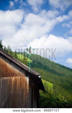 Hut In Tirol