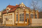 stock photo of bohemia  - It is an image of architecture of Bohemia - JPG