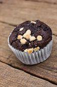 picture of chocolate muffin  - Chocolate Muffin - JPG