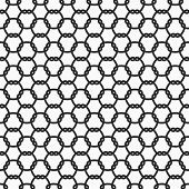 foto of chain link fence  - monochrome chain link seamless pattern  - JPG