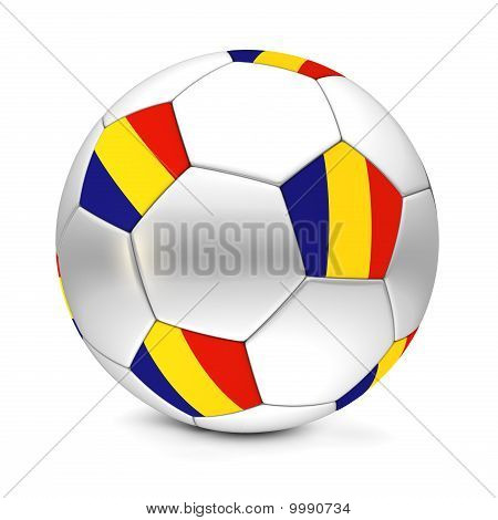 Soccer Ball/football Romania