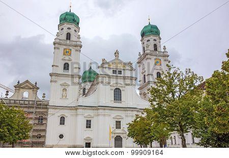 Stephansdome Passau