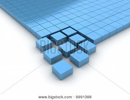Organizing Cubes