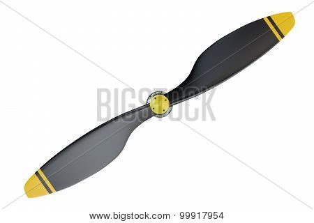 Airplane Propeller With 2 Blades
