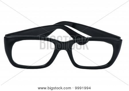 Black Spectacle Frame