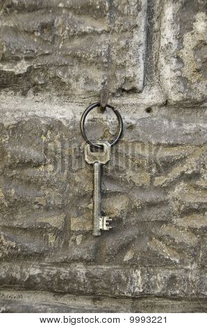 Key On Wall