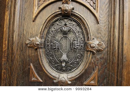 Oval Door Design