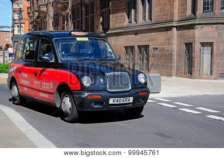 Taxi Cab, Coventry.