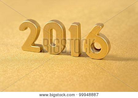 2016 Year Golden Figures