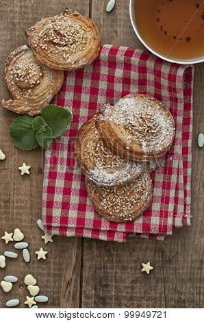 Festive Baking And Tea