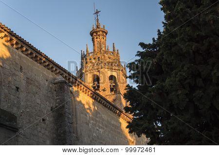 St. Mary Major Or Ronda Cathedral, Malaga, Spain