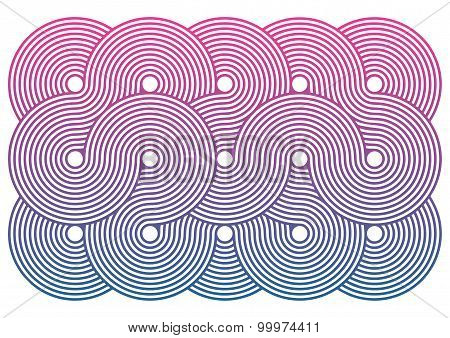 Retro Pattern In Vector