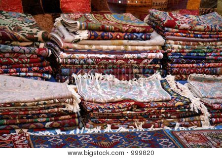 Rugs At The Bazaar