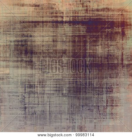Vintage texture for background. With different color patterns: yellow (beige); brown; gray; purple (violet)