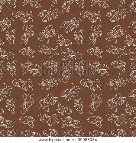 almonds pattern