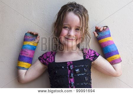 Child Broken Arms