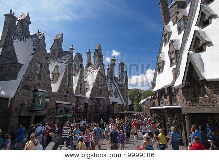 Wizarding Welt von Harry Potter