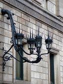 Elegant Historic Electric Lamps