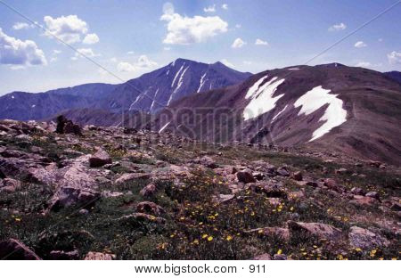 Rocky Mountainscape
